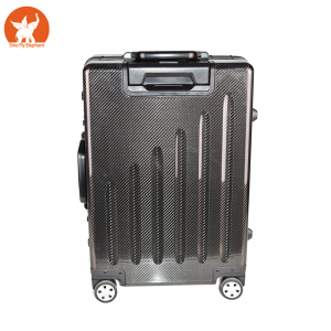fashionable best quality carbon fiber pull rod box