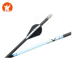 Top quality pure carbon fiber arrow for hunting