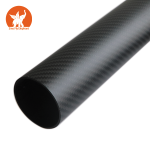 high corrosion resistance carbon fiber oval tube